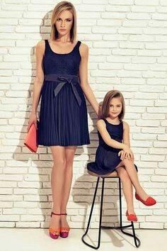 Anne Kız Kıyafetleri Pinterest'te | Bebek, Bebek Yüzme ve Küçü…
