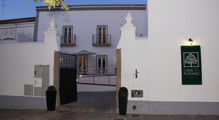 Casa do Plátano - Arraiolos, Portugal