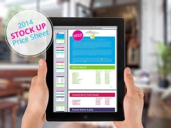 We get emails every day from readers asking how they can know when to stock up on an item! :Download The KCL Stock-Up Price Sheet