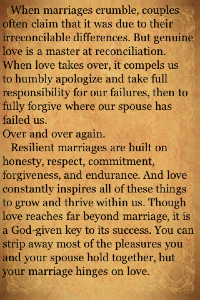 From the Love Dare.  This is why betrayal hurts so deeply. Times are going to get hard, but when the other person bails...everything your relationship was built on turns to ashes.