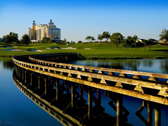 Reunion Resort Palmer Course in Orlando, Florida is one of America's premier golf facilities. Get information, read reviews, book golf vacation packages and view golf package specials at Reunion Resort Palmer Course.