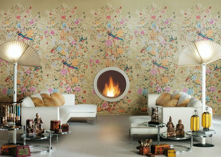 How to Wallpaper Paint Over ( New Ideas )   Decoration STAR