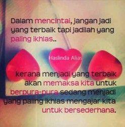 Kata-Kata Bijak Cinta Sejati