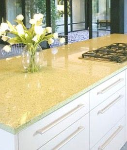 KCK Kitchen Remodeling Tip: Go Green! Eco Friendly Countertop Options | Eco