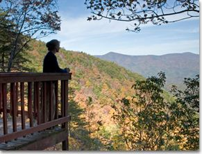 Fort Mountain State Park in Chatsworth, GA is home to some of the most beautiful trails in Georgia, winding through hardwood forests and blueberry thickets.