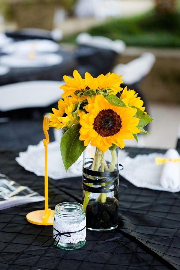 Best images about yellow weddings on pinterest