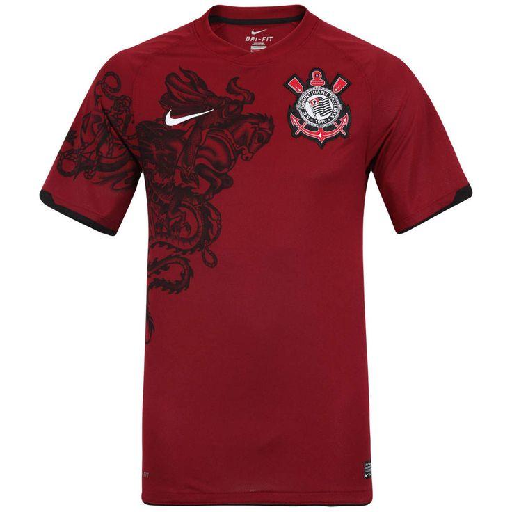 Camisa Nike Corinthians III sem Patrocínio - Masculina