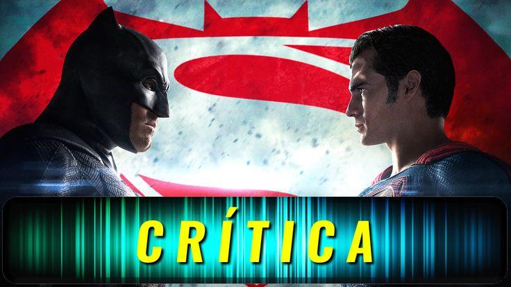 Crítica: Batman v Superman: El Origen de la Justicia