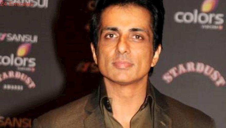Sonu Sood stars shooting for Kannada film