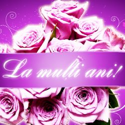 La multi ani! http://ofelicitare.ro/felicitari-de-la-multi-ani/la-multi-ani-779.html