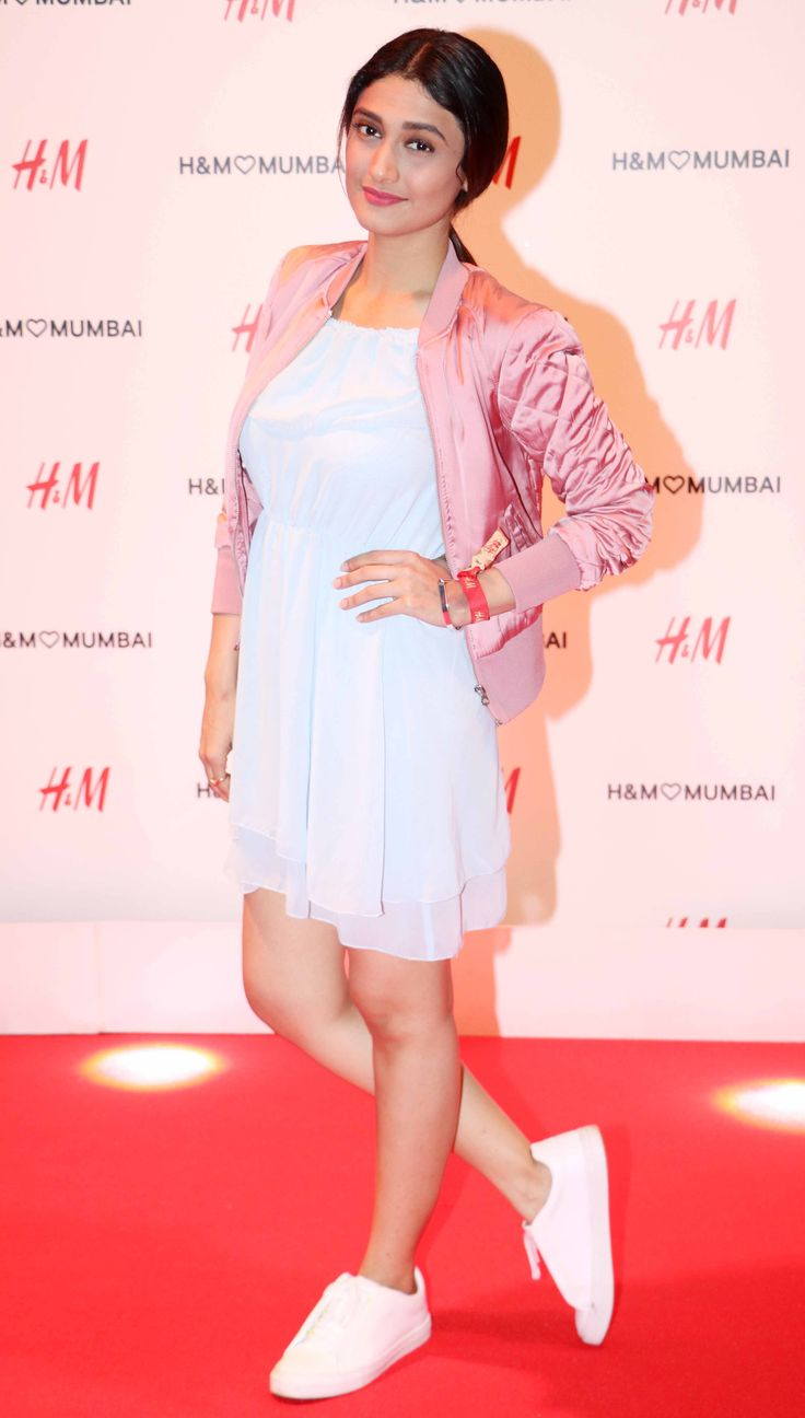 Ragini Khanna at H&M's store launch bash in Mumbai. #Bollywood #Fashion #Style #Beauty #Hot #Sexy