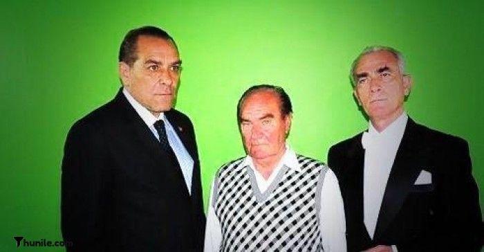 En Sağdaki Çok Çalışıp Hem Atatürk Hem İsmet İnönü Olmuş