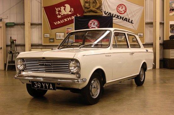 1963: Vauxhall Viva HA Deluxe