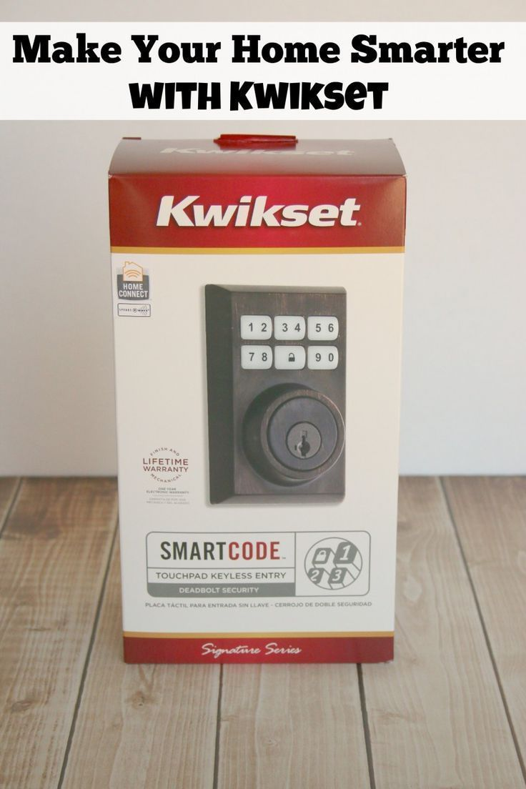 #tech Smart House Find - Kwikset 910 Z Wave Smartcode Electronic Deadbolt Review