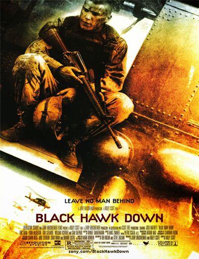 Poster de Black Hawk Down (La caída del halcón negro)