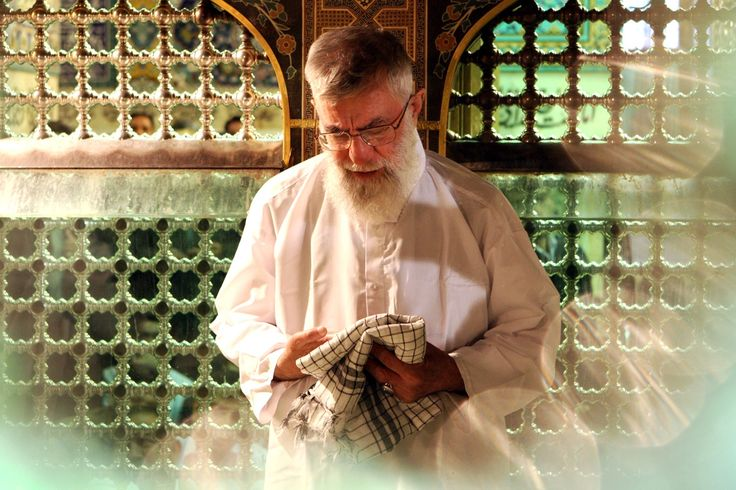 Ali Hosseini Khamenei is the second and current Supreme Leader of Iran and a Muslim Cleric