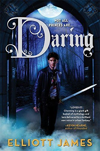 Daring (Pax Arcana) by Elliott James. Sharp, sarcastic, and efficiently lethal, John Charming would feel right at home having drinks with Dean Winchester and Harry Dresden. DARING, the second book in the Pax Arcana series, is just as addicting as the first. Something is rotten in the state of Wisconsin. Werewolf packs are being united and absorbed into an army of super soldiers by a mysterious figure who speaks like an angel and fights like a demon. And every Knight Templar -- keepers of…