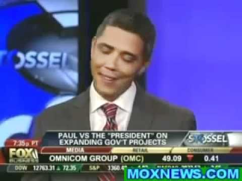 Hilarious Ron Paul vs. 'Obama.'