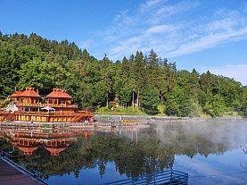 Sovata - Hotel Danubius Health Spa Resort Bradet 4*+