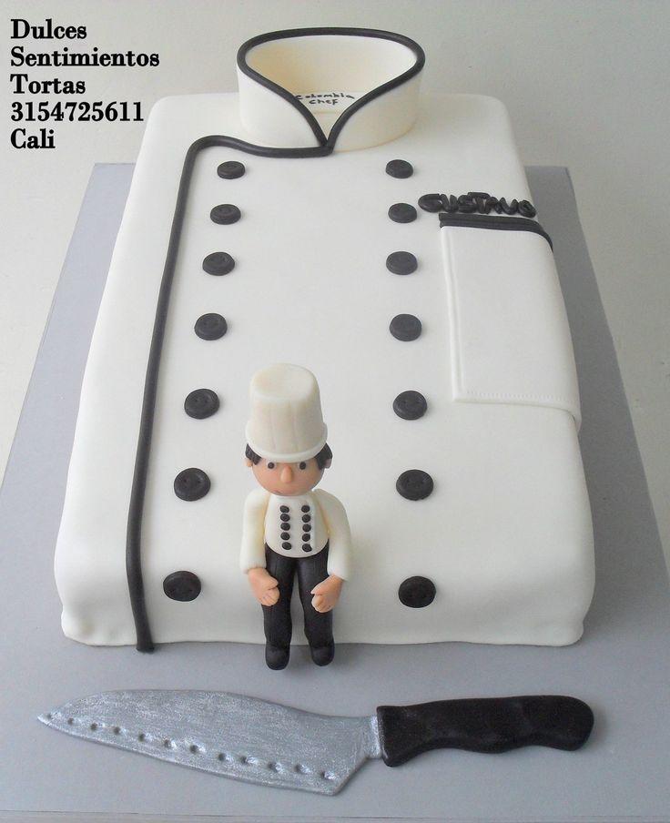 Gustavo Chef Cali Colombia en su cumpleaños
