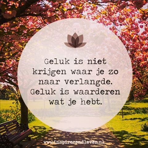 Inspirerend Leven @inspirerendleven Quote van de dag,...Instagram photo | Websta (Webstagram)