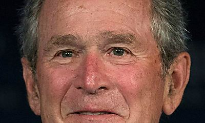 """Former President George W. Bush fretted to a group of former aides and advisers in April that he was worried he could be the """"last Republican president."""""""