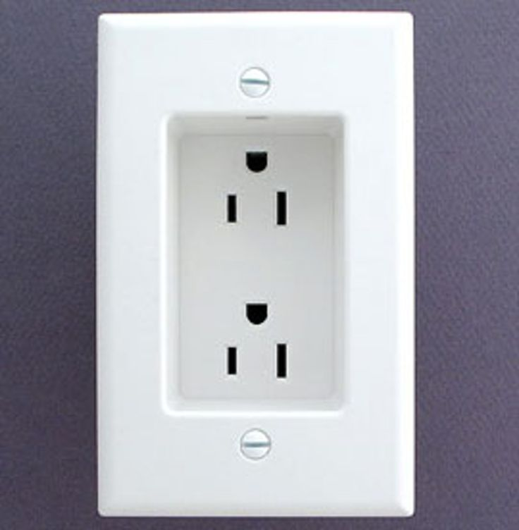 Best 25+ Recessed Outlets Ideas Only On Pinterest | Hair Dryer Storage,  Dryer Plug And Smart House