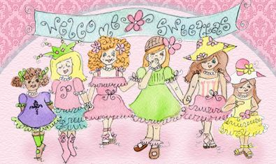 """The Sweeteas began as a cast of ten of the most adorable little Southern girls hailing from nine of the most charming cities in the South. Now they have added to their """"Sweetea Club"""" hundreds of little girls across the South who claim also to be apart of this beloved Sisterhood."""