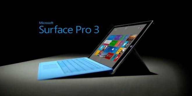 Microsoft presenta versión económica de Microsoft Surface Pro 3 con i7 - http://www.esmandau.com/173544/microsoft-presenta-version-economica-de-microsoft-surface-pro-3-con-i7/