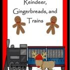 The Polar Express, Gingerbread Baby, and The Wild Christmas Reindeer are the classic children's books used for this highly motivating set of Flip B...