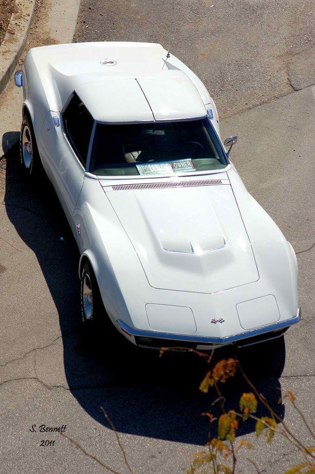 White C3 Corvette C3 Corvettes Corvette Corvette C3 Cars