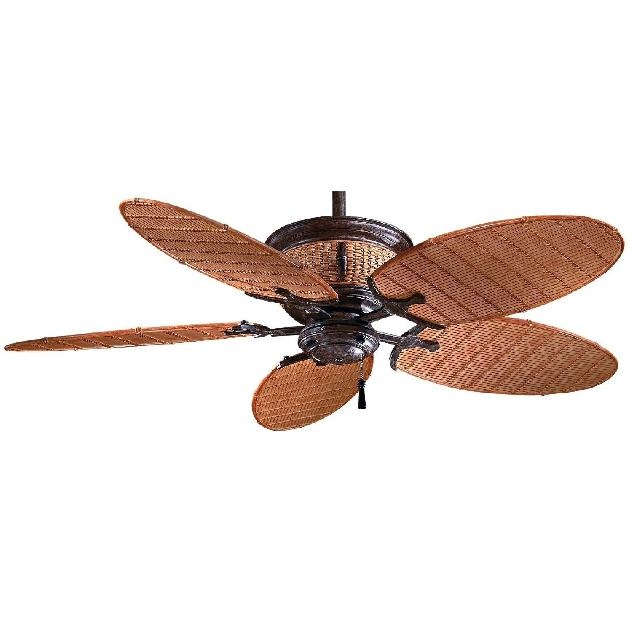 Bamboo Ceiling Fans: Tropical Ceiling Fans With Sustainable Style