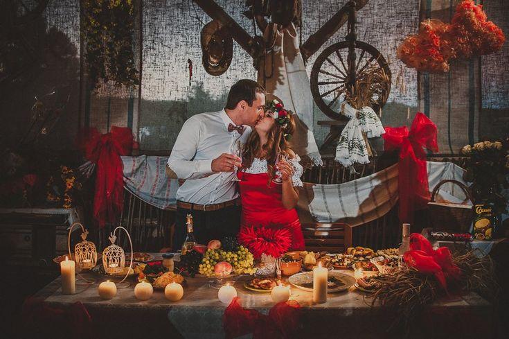 свадебный фотограф: свадебный поцелуй