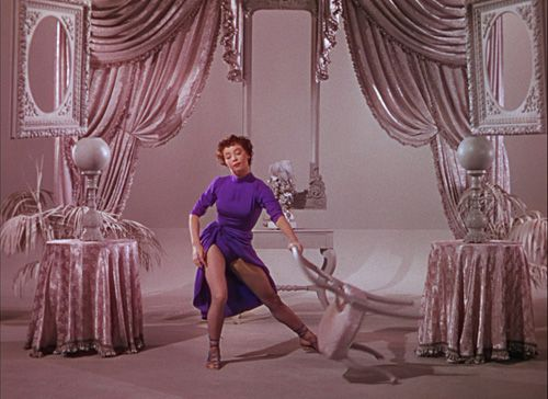 """Leslie Caron in """"An American in Paris"""". 1951. Wardrobe by: Orry-Kelly, Walter Plunkett and Irene Sharaff (Oscar winners for this movie)"""