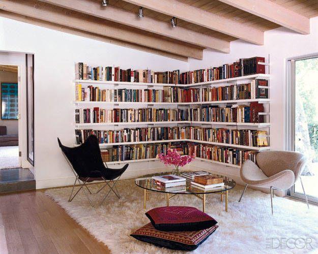 Photos of Home Remodeling Ideas—Midcentury Modern Home Photos - ELLE DECOR
