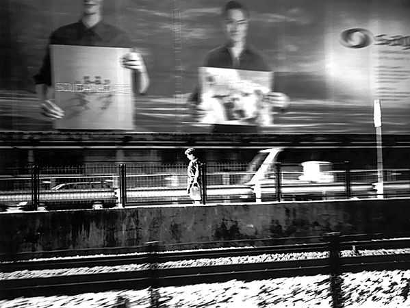 Marginal Movements fine art analogic print