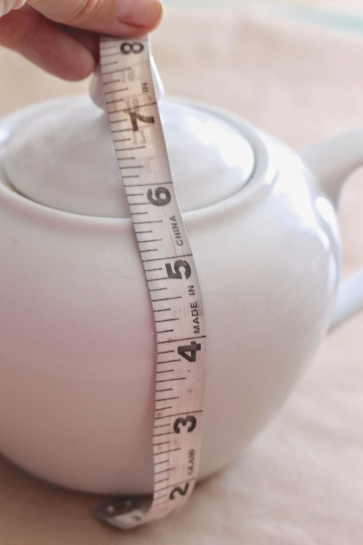 Where Your Treasure Is: How to Make a Tea Cozy