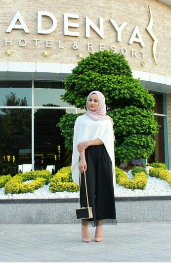 Hijab Fashion Style by Ruba Zai