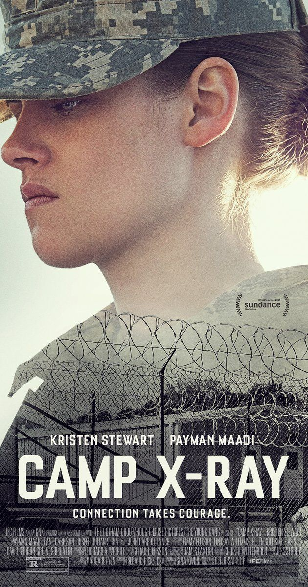 Camp X-Ray (2014) A soldier assigned to Guantanamo Bay befriends a man