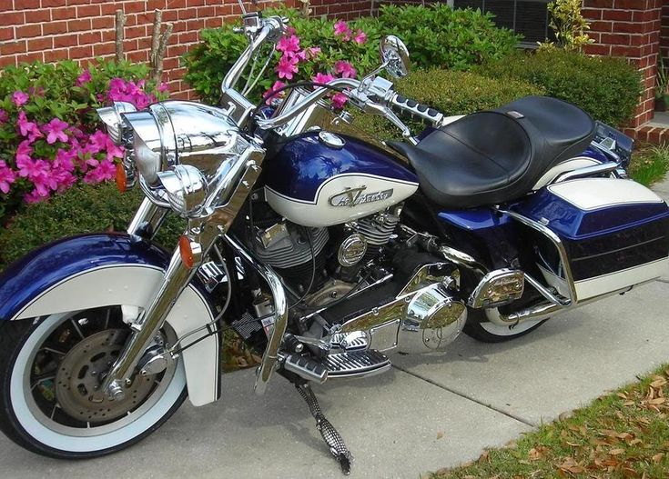 Two Tone Paint Ideas For Motorcycles