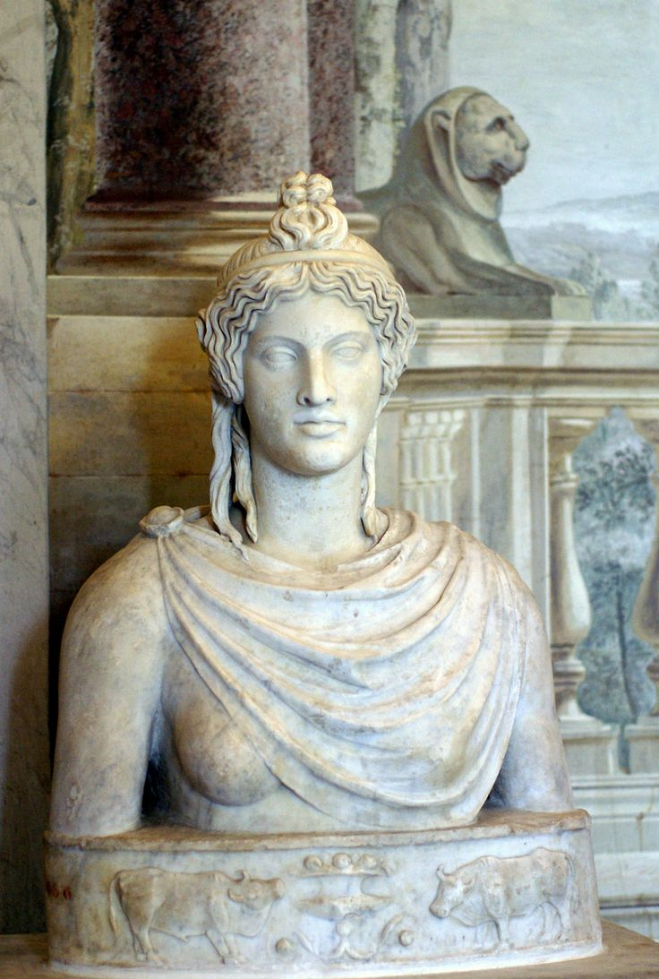 Rom, Galleria Borghese, Göttin Isis / Goddess Isis / Dea Iside | Flickr - Photo Sharing!