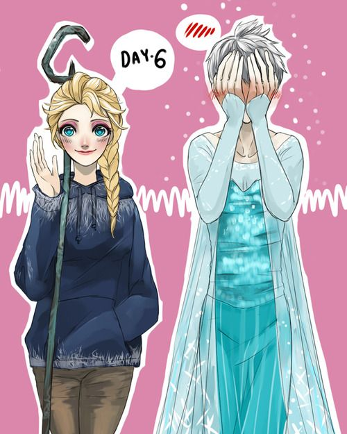 Day 6 - Wearing eachothers' clothes » Day 1 by diwine-waro » Day 2 by jipzuru » Day 3 by diwine-waro » Day 4 by jipzuru » Day 5 by diwine-waro On My DA http://fav.me/d7263yd Finally I'M BACK!!!! l'm...