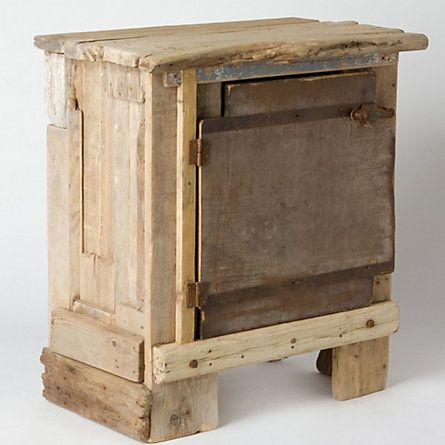 Terrain Driftwood Cabinet  #shopterrain