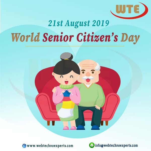 World Senior Citizen Day Website Design Marketing Techniques Online Reputation Management