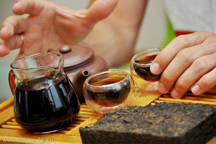 Китайский чай как медитация