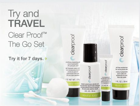 Clear Proof™Skin Care, Clear Beautiful, Acne System, Mary With, Beautiful Skin, Acne Solutions, Beautiful Consultant, Marykay, Kay Beautiful