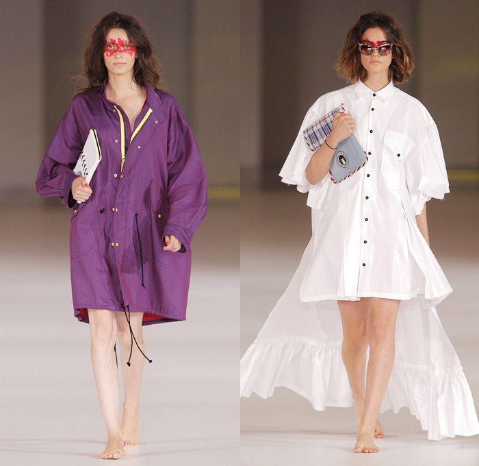 Brain 2014 Spring Summer Runway Collection - 080 Barcelona Fashion Week: Designer Denim Jeans Fashion: Season Collections, Runways, Lookbooks and Linesheets