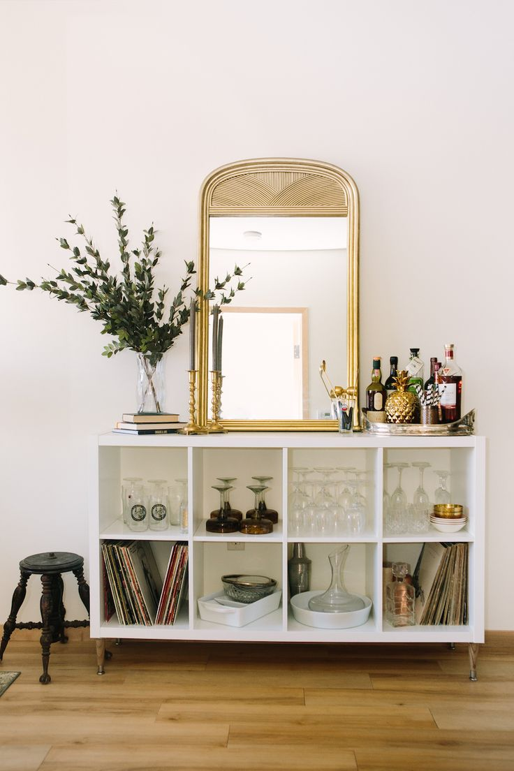 IKEA HACK  BRB - This Dreamy Apartment Has Us Packing Our Bags for Minneapolis - The Everygirl