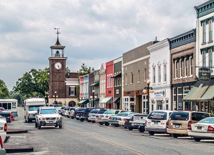 Georgetown, South Carolina | Population: 9,054