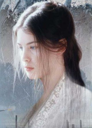 One of the most beautiful pictures in the world of Liv Tyler.  An example of magical beauty.